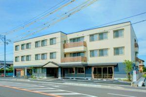 藤枝市にあるサービス付高齢者向け住宅のハートライフ高柳です。
