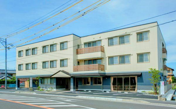 藤枝市にあるサービス付高齢者向け住宅 ハートライフ高柳
