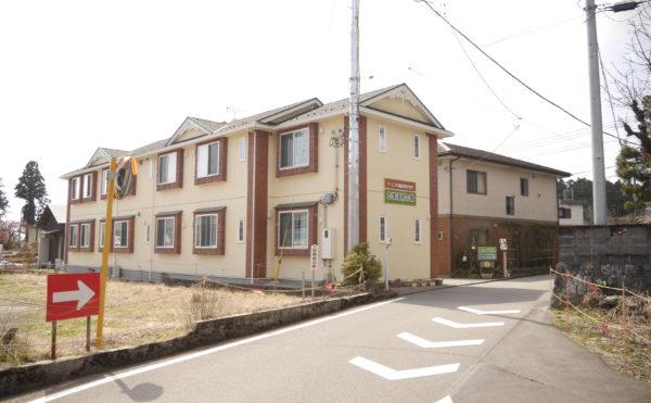 にあるサービス付高齢者向け住宅 サービス付き高齢者向け住宅たまほ村の家
