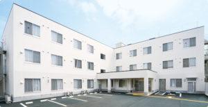 静岡市葵区にある介護付有料老人ホームのはなまるハウス若松町です。