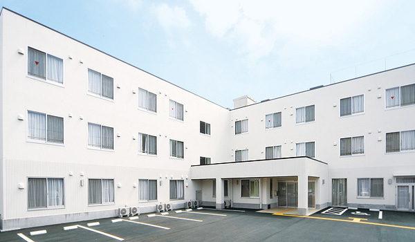 静岡市葵区にある介護付有料老人ホーム はなまるハウス若松町