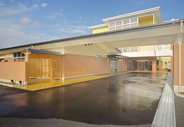島田市にある介護老人福祉施設 特別養護老人ホームほたるの丘