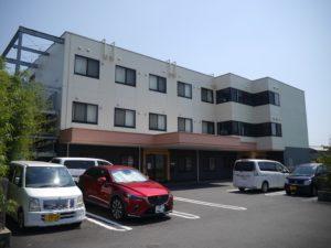 静岡市清水区にあるサービス付高齢者向け住宅のハートライフ押切です。