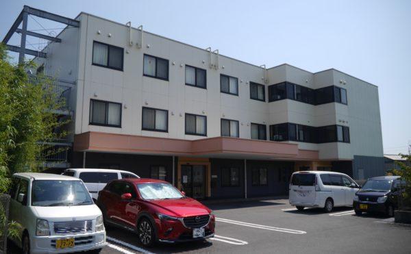 静岡市清水区にあるサービス付高齢者向け住宅 ハートライフ押切