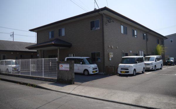 静岡市葵区にあるグループホーム セントケア竜南