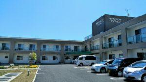 浜松市にある介護付き有料老人ホームのクオリティリビングシンフォニーです。