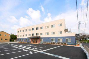 藤枝市にあるサービス付高齢者向け住宅のハートライフ小石川です。