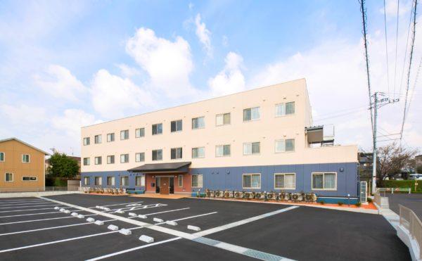 藤枝市にあるサービス付高齢者向け住宅 ハートライフ小石川
