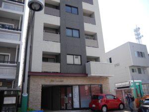 静岡市葵区にあるサービス付高齢者向け住宅のフェイム両替町です。