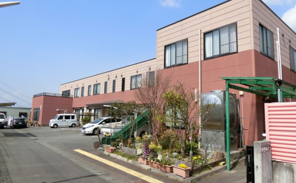 田方郡函南町にある介護付有料老人ホーム 光の家ゆりかご