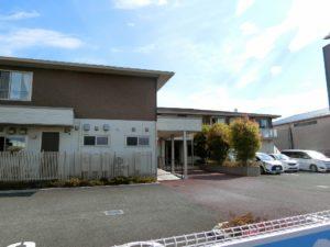 富士市にあるサービス付高齢者向け住宅のヒューマンヒルズ新富士です。