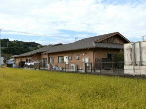 富士市にあるグループホームのグループホーム 花ごろもです。