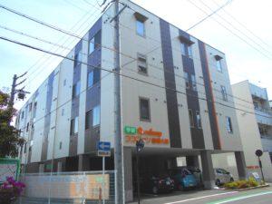 静岡市駿河区にあるサービス付高齢者向け住宅のココファン静岡大和です。