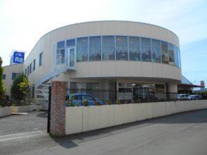 静岡市駿河区にある介護付有料老人ホームのウェル静岡です。