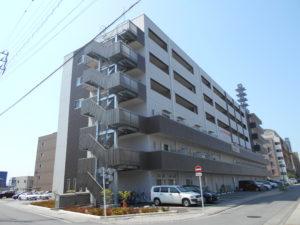 静岡市葵区にあるサービス付高齢者向け住宅のココファン東静岡です。