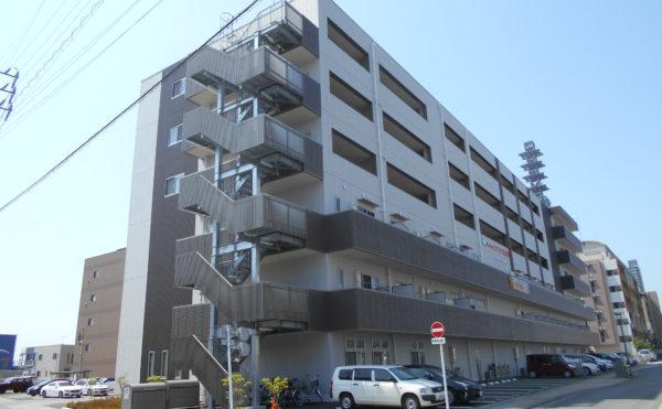 にあるサービス付高齢者向け住宅 ココファン東静岡