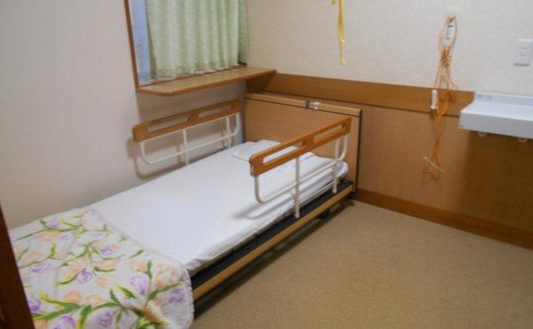 特別養護老人ホームカリタス21室内