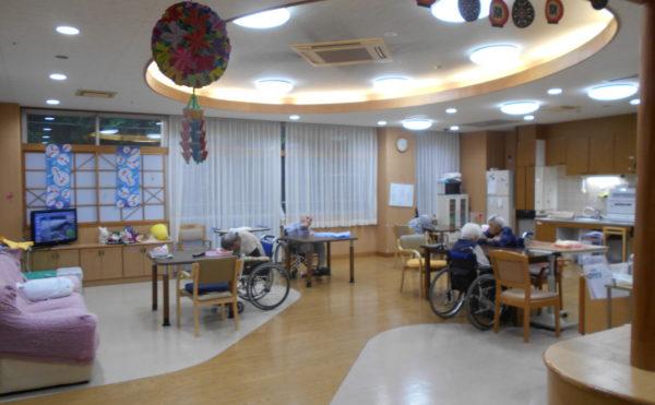 特別養護老人ホームカリタス21食堂