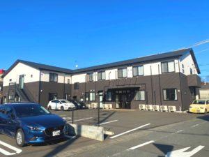 静岡市にあるサービス付高齢者向け住宅のアンジェス静岡東新田です。