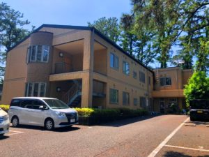 静岡市清水区にあるグループホームの愛の家グループホーム三保松原です。