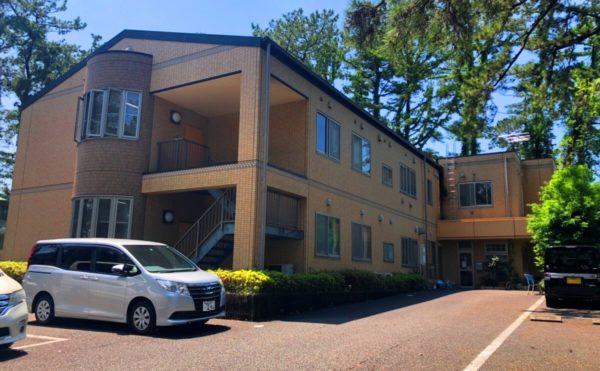 静岡市清水区にあるグループホーム 愛の家グループホーム三保松原