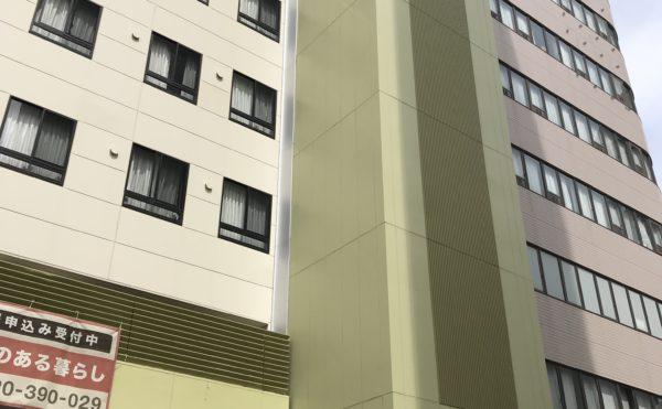 浜松市中区にある住宅型有料老人ホーム 櫻乃苑 浜松鍛冶町