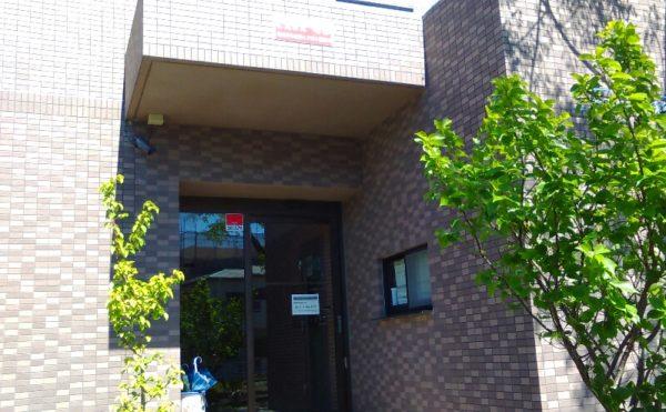 玄関・エントランス セキュリティー装備された施設の玄関エントランスになります。(グループホーム旬彩)