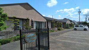 袋井市にある介護付有料老人ホームのライフケア月見の里です。
