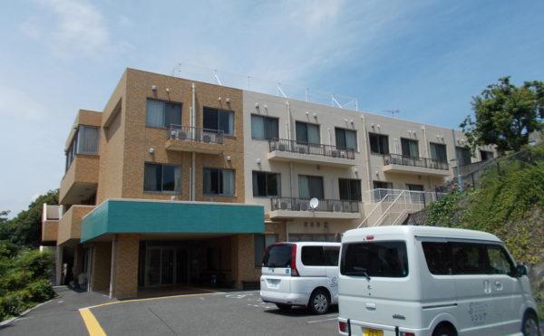 静岡市清水区にある介護付有料老人ホーム シンシア清水