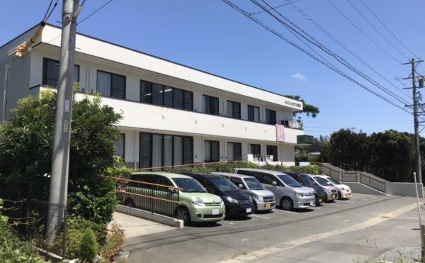 浜松市中区にあるグループホーム グループホームねんりんはうす佐鳴湖