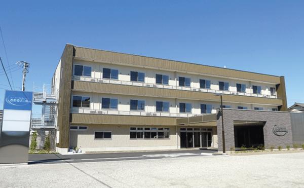 浜松市南区にあるサービス付高齢者向け住宅 おおるり三島