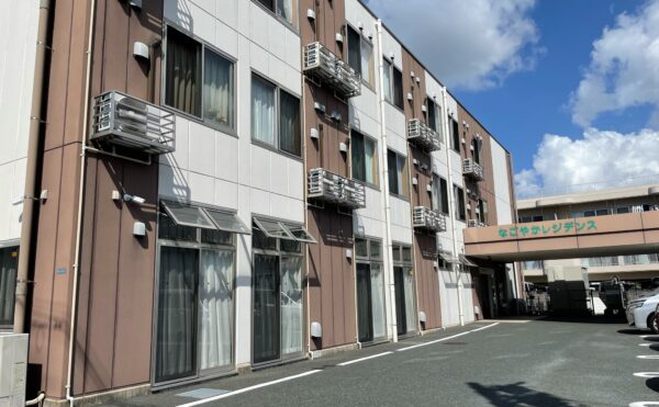 浜松市中区にあるサービス付高齢者向け住宅 なごやかレジデンス浜松助信