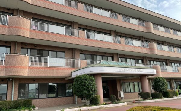浜松市南区にある介護老人福祉施設 静光園