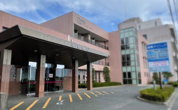 浜松市西区にある介護老人保健施設 医療法人社団和恵会湖東ケアセンター