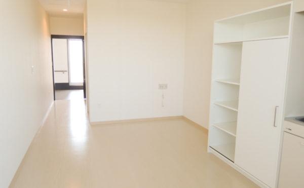 居室 ホワイトナチュラル色の内装インテリアが清潔感を与え、毎日快適に過ごす事が出来ます。