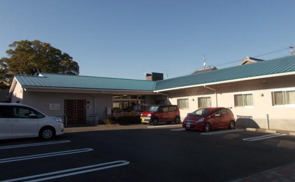 静岡市葵区にあるグループホーム はなまるホーム弥勒