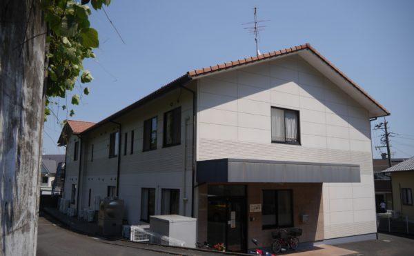 静岡市葵区にあるグループホーム グループホームこもれび