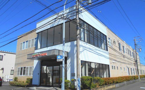 にある住宅型有料老人ホーム ピュアライフ中田本町