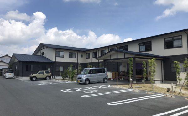 浜松市にある介護付有料老人ホーム アンサンブル浜松尾野