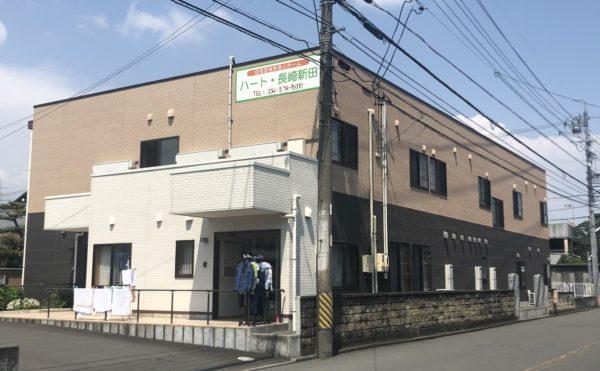 静岡市清水区にある住宅型有料老人ホーム ハート・長崎新田