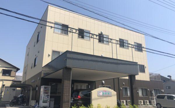 静岡市葵区にあるグループホーム 静岡ケアハートガーデン新伝馬