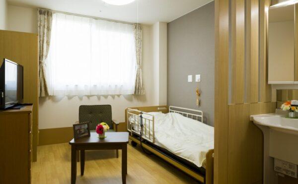 居室①(モデルルーム)