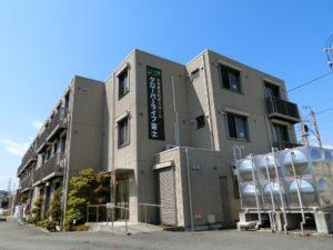 富士市にある住宅型有料老人ホームのクローバーライフ富士です。