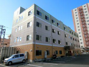 富士市にある住宅型有料老人ホームのはーとらいふ富士駅南です。