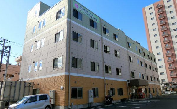 富士市にある住宅型有料老人ホーム はーとらいふ富士駅南
