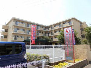 富士市にある住宅型有料老人ホームのサニーライフ富士です。