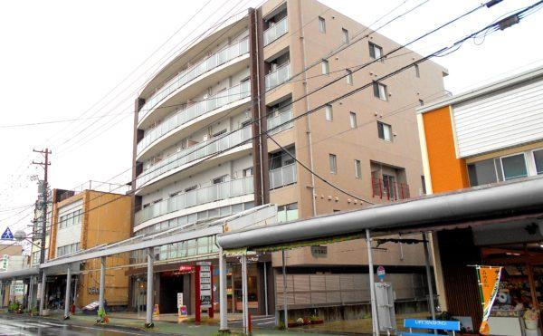 藤枝市にあるサービス付高齢者向け住宅 ゴールドエイジ藤枝