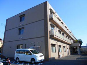 静岡市清水区にある住宅型有料老人ホームのアースヴィレッジ清水です。