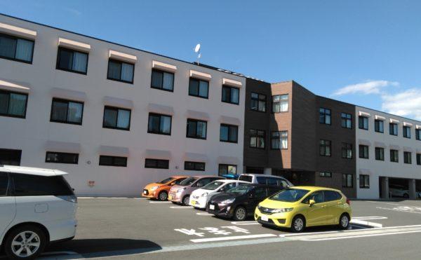 浜松市中区にある介護付有料老人ホーム ラクラス富塚レジテンス
