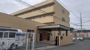 浜松市にある住宅型有料老人ホームのサニーライフ浜松です。